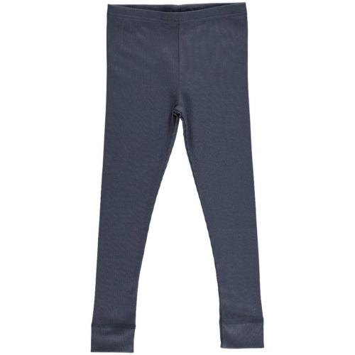 Marmar Leggings Rib Modal Blue