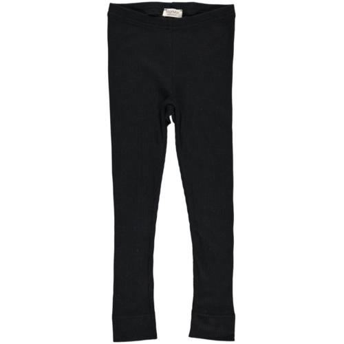 Leggings Modal Black Marmar