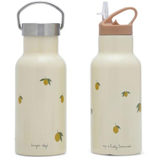 Konges Sløjd Drikkedunk Termo Bottle Lemon