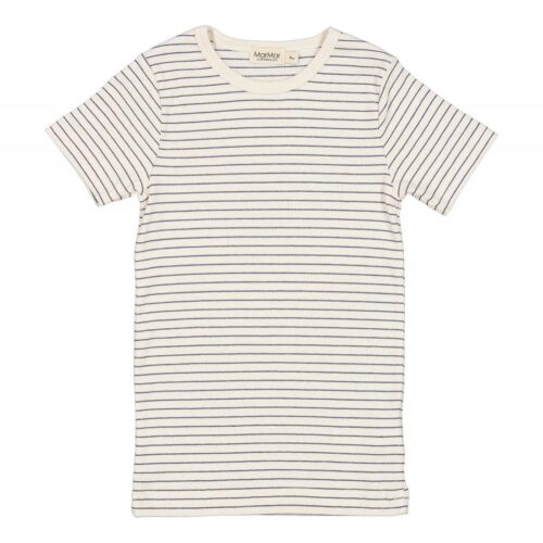Marmar T-shirt Blue Stripe