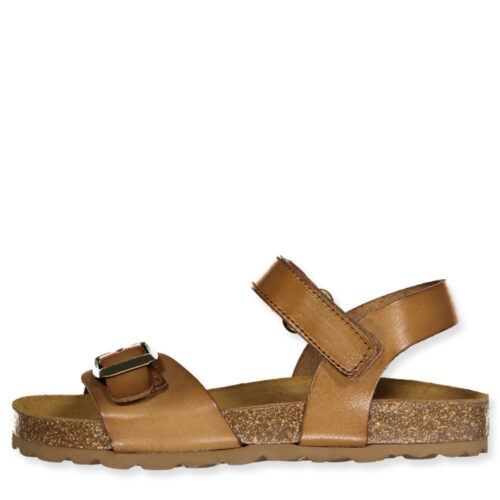 Sandal Pom Pom Bio Camel