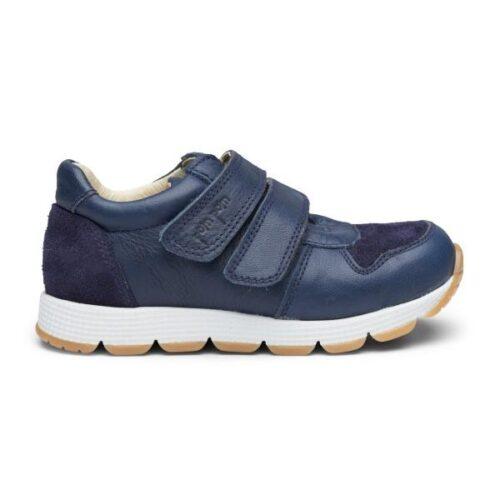 Sneakers Pom Pom Navy Combi