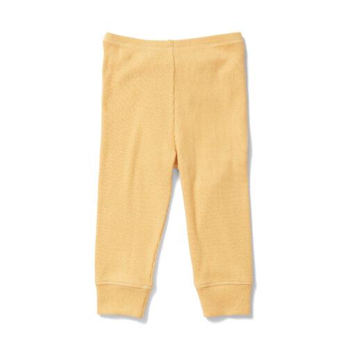 Leggings - Siff - Orange Sorbet - Konges Sløjd