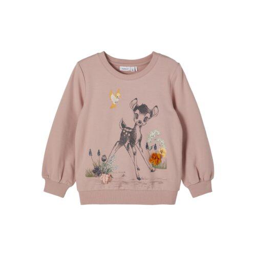 Name It Sweatshirt Bambi Rosa