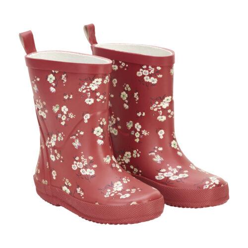 Gummistøvle Celavi Blomster Rød