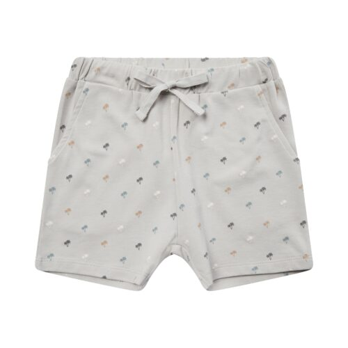 Shorts Palm Light Blue Petit By Sofie Schnoor