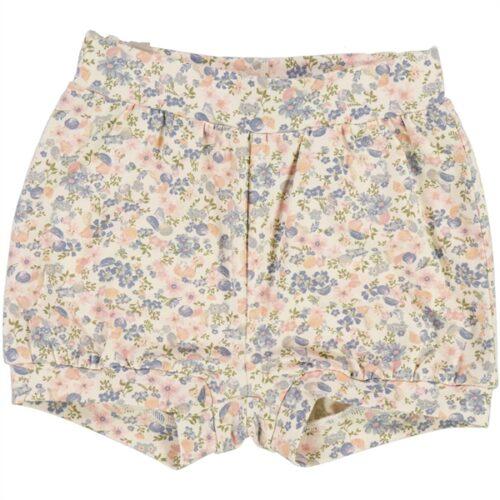 Shorts Issa Flowers And Seashells Wheat