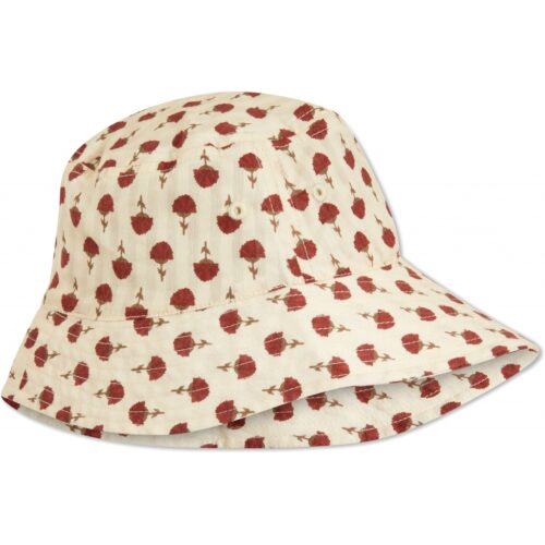 Solhat Konges Sløjd Poppyflower Red Acacia