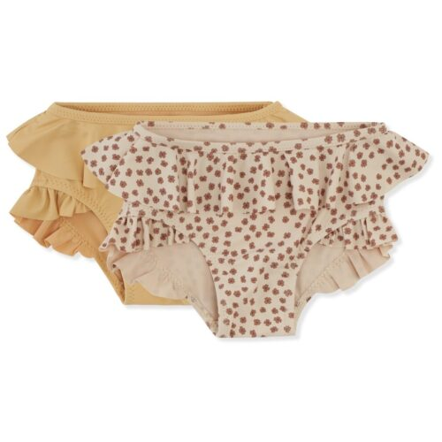 Bikini underdel 2 pak Buttercup Rose Orange Sorbet Konges Sløjd
