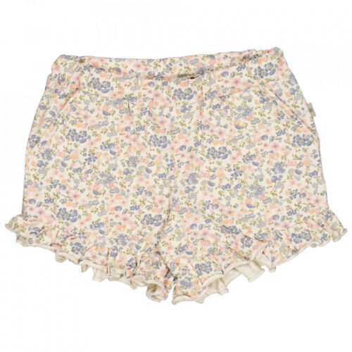 Shorts Viana Flowers And Seashells Wheat