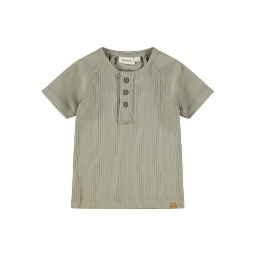 T shirt Lil Atelier Lys grøn Isak