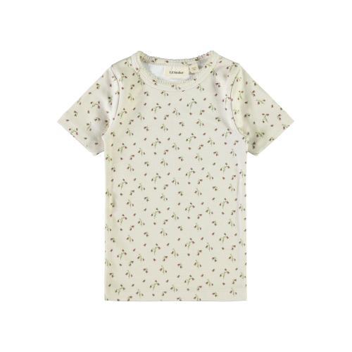 T shirt Lil Atelier Gaya Turtledove