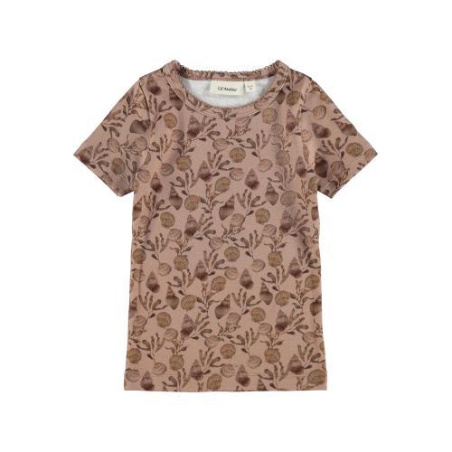 T shirt Lil Atelier Gaya Roebuck