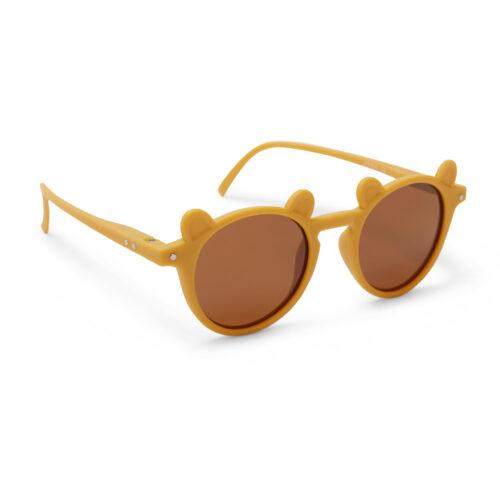 Solbriller Konges Sløjd Baby Mustard Gold