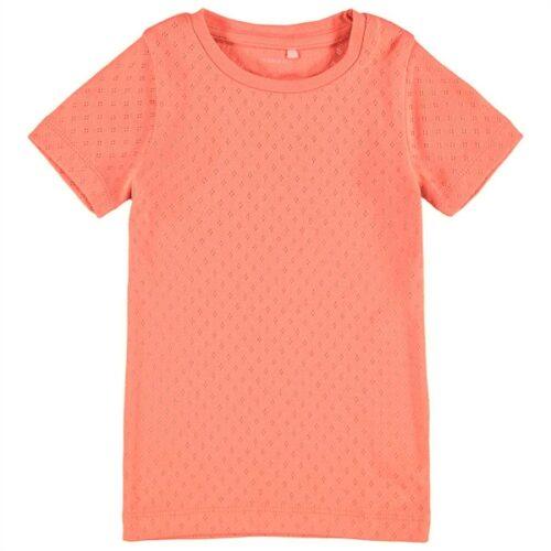 T-shirt Name It Hulmønster