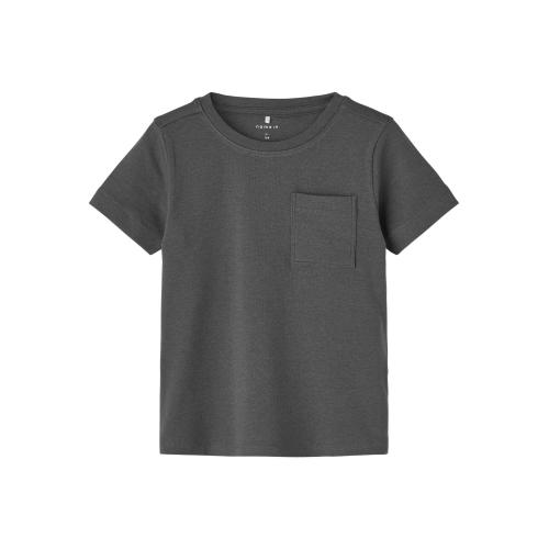 T shirt Name It Mørk grå Hilmeer