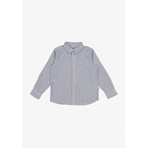 Wheat Skjorte Marcel Cool Blue Stripe