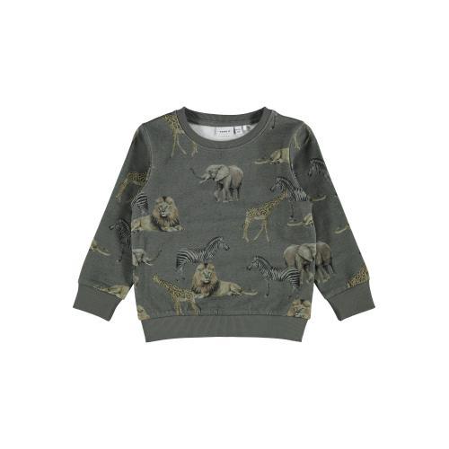 Name It Sweatshirt Lebus Agave Green