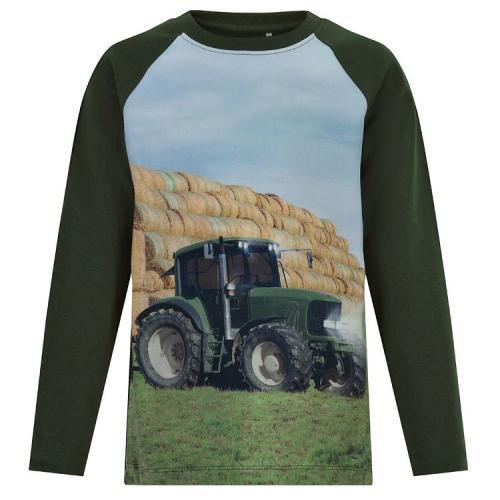 Minymo Bluse Traktor